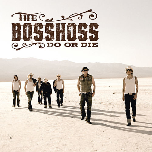 Do Or Die de The Bosshoss