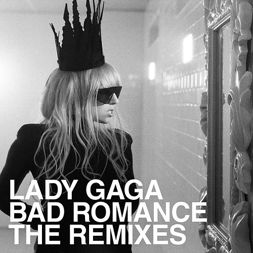 Bad Romance Remixes de Lady Gaga