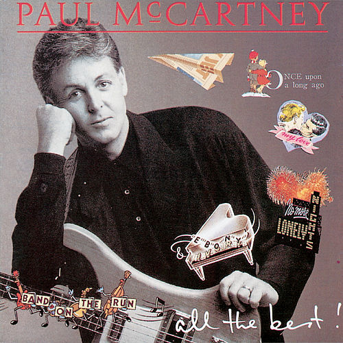All The Best! de Paul McCartney