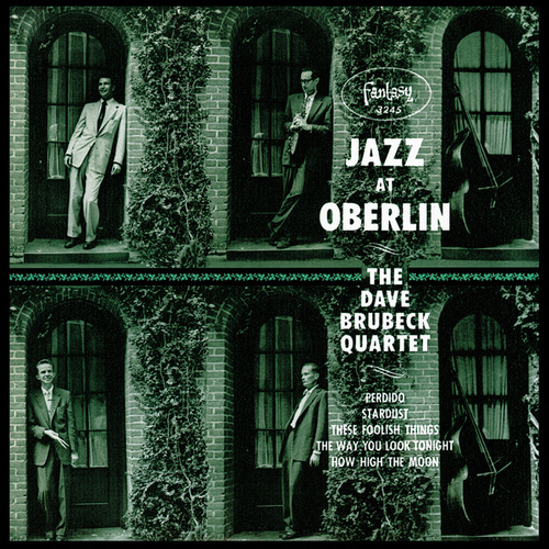 Jazz At Oberlin by Jo Stafford