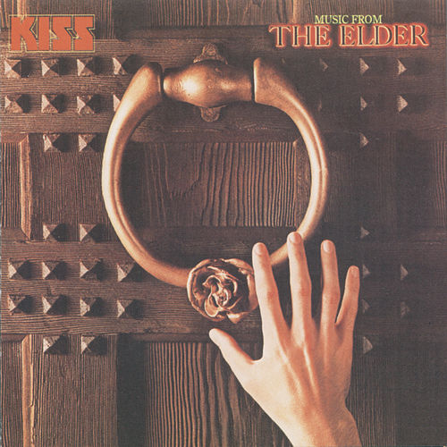 Music From 'The Elder' by KISS