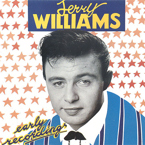 Early Recordings de Jerry Williams