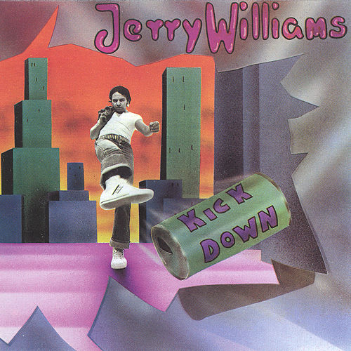 Kickdown by Jerry Williams