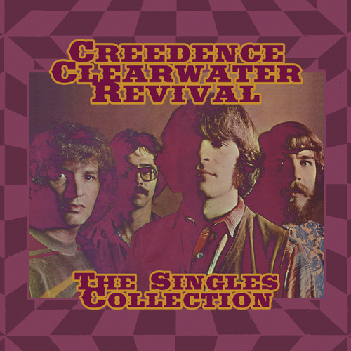 The Singles Collection von Creedence Clearwater Revival