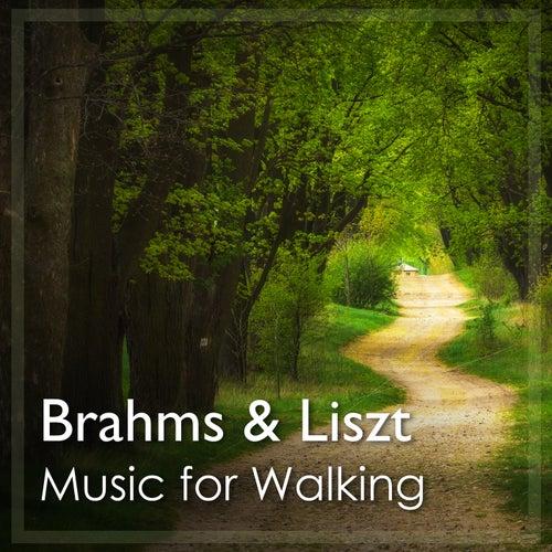 Music for Walking: Brahms & Liszt by Johannes Brahms