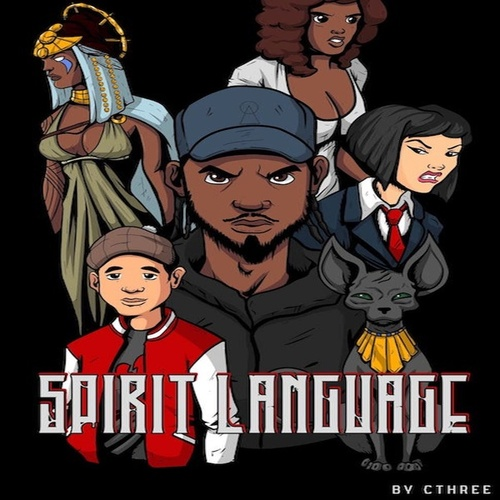 Spirit Language by Cthree