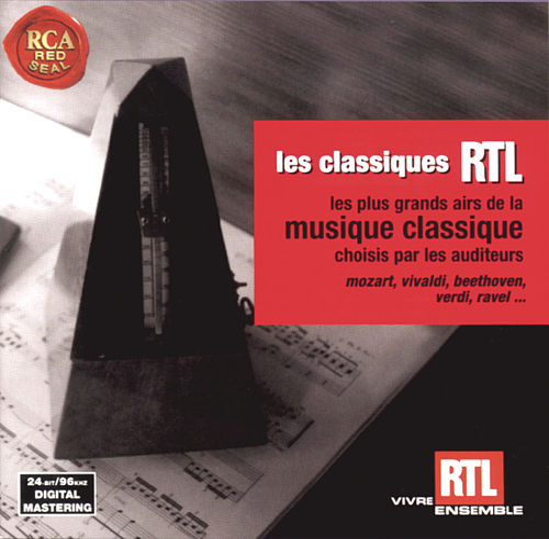 Les Plus Grands Airs De La Musique Classique de Various Artists