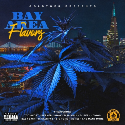 Bay Area Flavors by Various Artists
