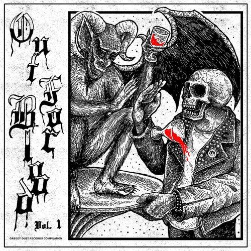Out For Blood, Vol. 1 de Crawl, Defy, Flunk, Grain, Loutspell, Suspek