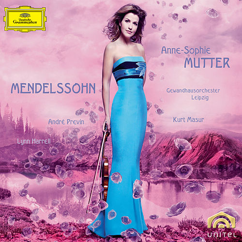 Mendelssohn: Violin Concerto Op.64; Piano Trio Op.49; Violin Sonata in F major (1838) von Anne-Sophie Mutter