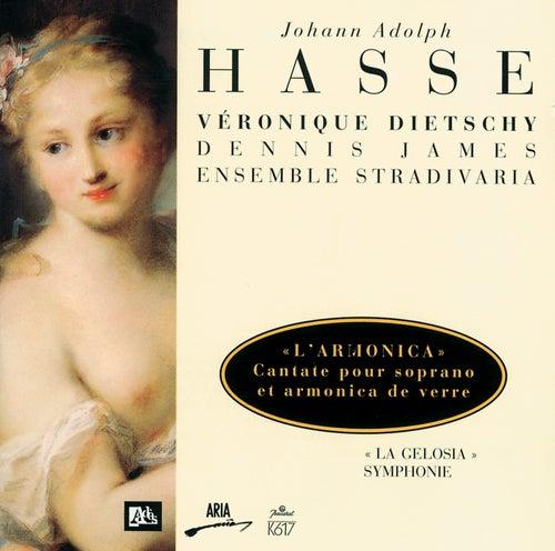Hasse: Cantates - Symphonie à quatre de Veronique Dietschy