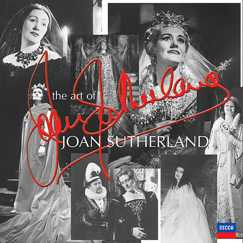 The Art of Joan Sutherland by Dame Joan Sutherland