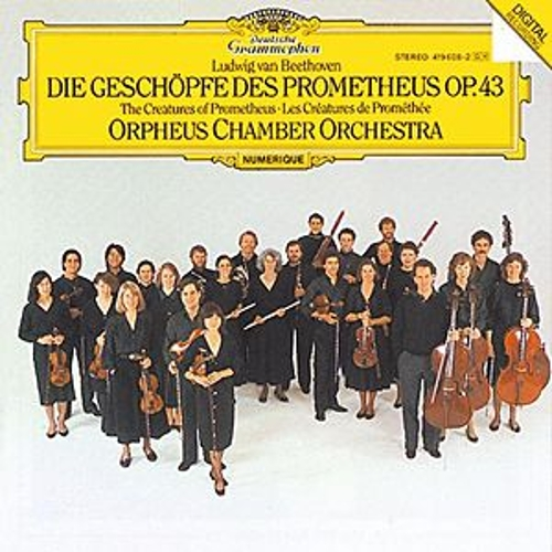 Beethoven: The Creatures of Prometheus, Op.43 de Orpheus Chamber Orchestra