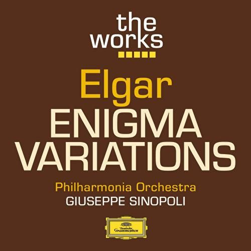 Elgar: Enigma Variations by Philharmonia Orchestra