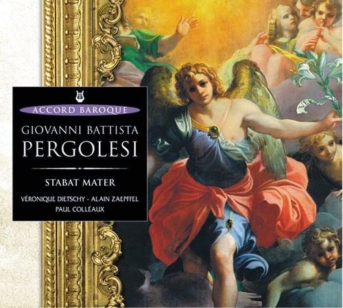 Pergolesi: Stabat Mater - Concerto pour violon - Salve Regina de Veronique Dietschy