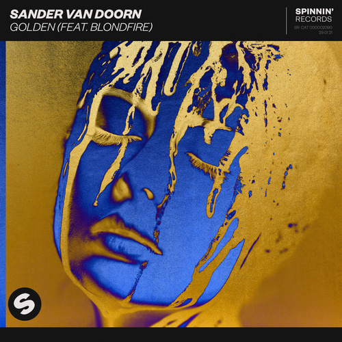 Golden (feat. Blondfire) de Sander Van Doorn