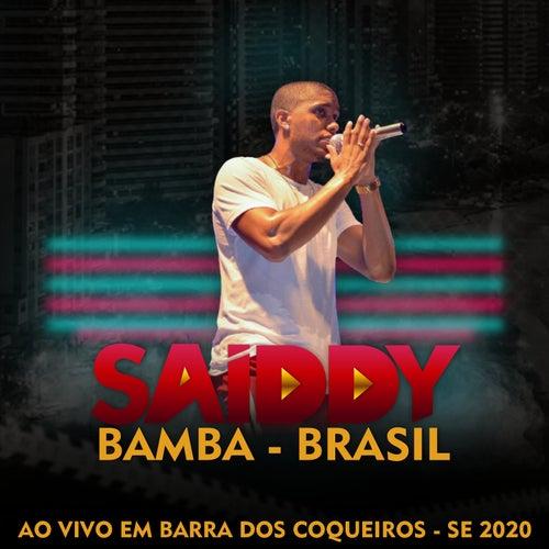 Ao Vivo em Barra dos Coqueiros, SE 2020 de Saiddy Bamba