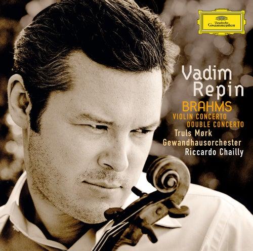 Brahms: Violin Concerto; Double Concerto di Vadim Repin