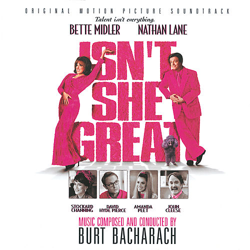Isn't She Great by Burt Bacharach