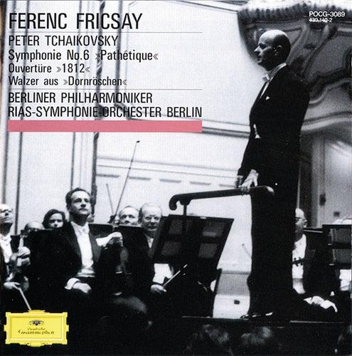 Tchaikovsky: Symphony No.6; Overture Solennelle 1812; The Sleeping Beauty (Suite) de Various Artists