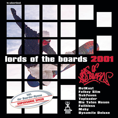 Lords Of The Boards 2001 de Various Artists