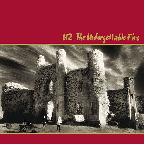 The Unforgettable Fire von U2