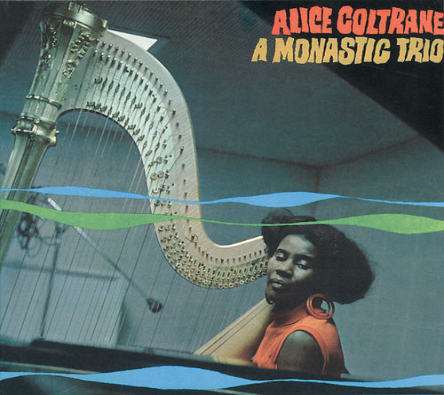A Monastic Trio de Alice Coltrane