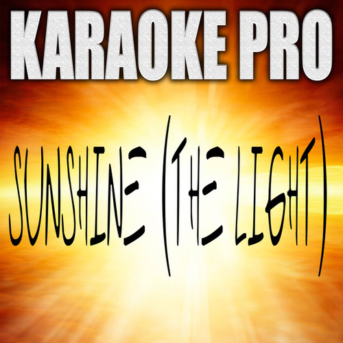 Sunshine (The Light) (Originally Performed by Fat Joe, DJ Khaled and Amorphous) (Karaoke) by Karaoke Pro
