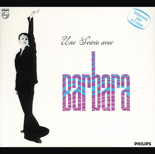 Une Soiree Avec Barbara de Barbara