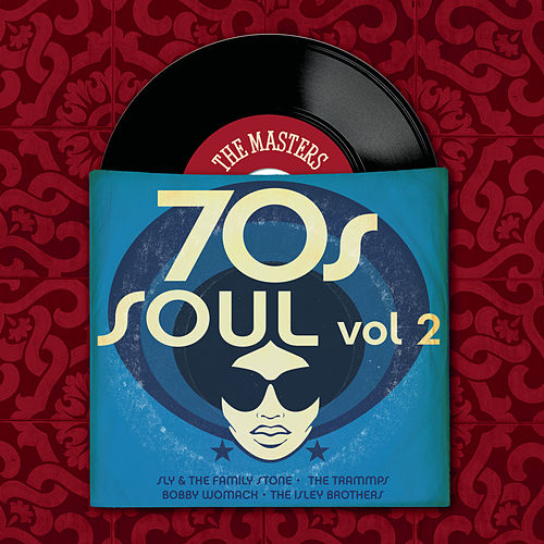The Masters Series: 70's Soul Vol. 2 by Various Artists