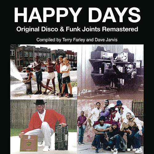 Happy Days Disco by Various Artists