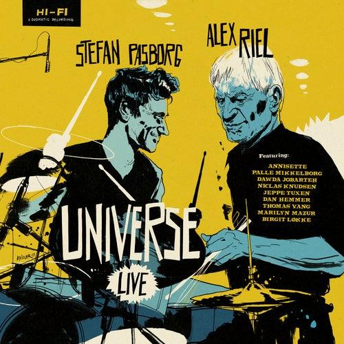 Alex Riel & Stefan Pasborg Universe (Live) by Alex Riel