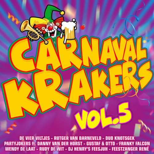 Carnaval Krakers vol. 5 by Dennis Jones