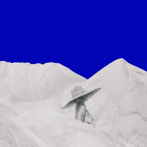 Mulher-Azul-Piscina de Soledad
