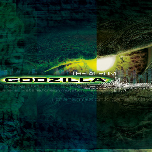 Godzilla - The Album by Béla Fleck