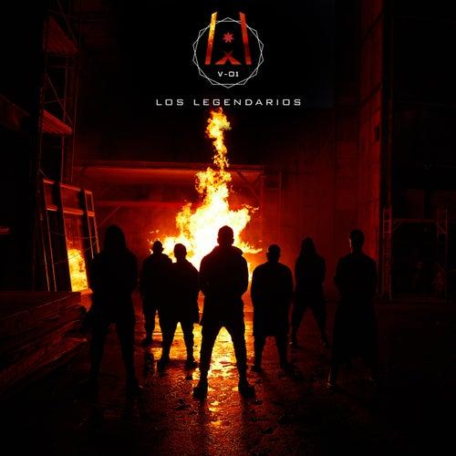 Los Legendarios 001 by Los Legendarios