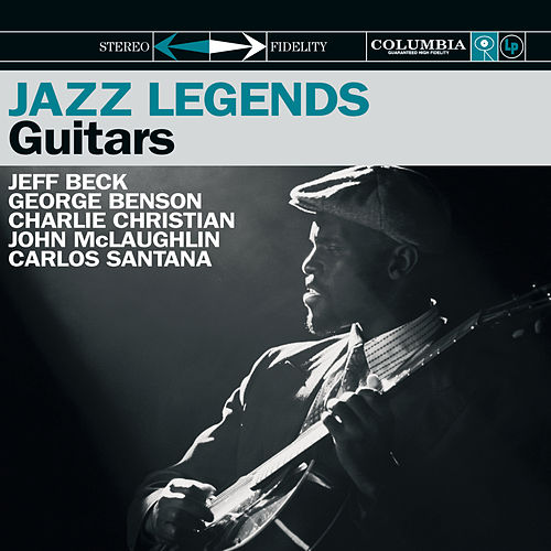 Jazz Legends: Guitars de Various Artists