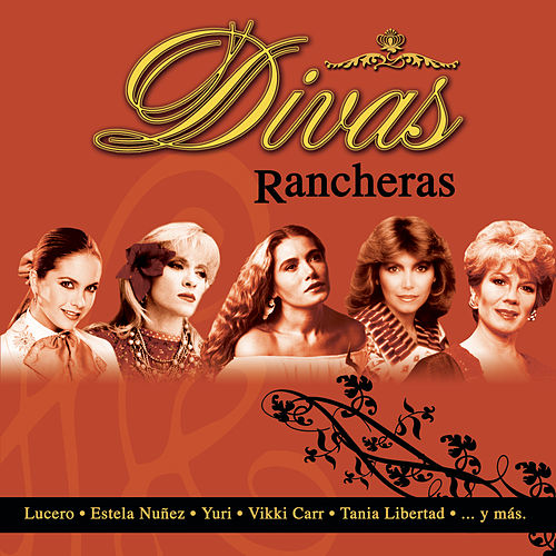Divas Rancheras de Various Artists