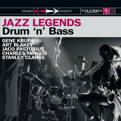 Jazz Legends: Drum 'n' Bass de Various Artists
