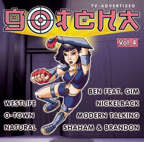 Gotcha Vol. 4 de Various Artists