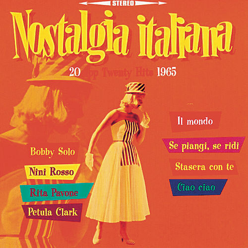 Nostalgia Italiana - 1965 von Various Artists