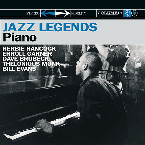 Jazz Legends: Piano de Various Artists