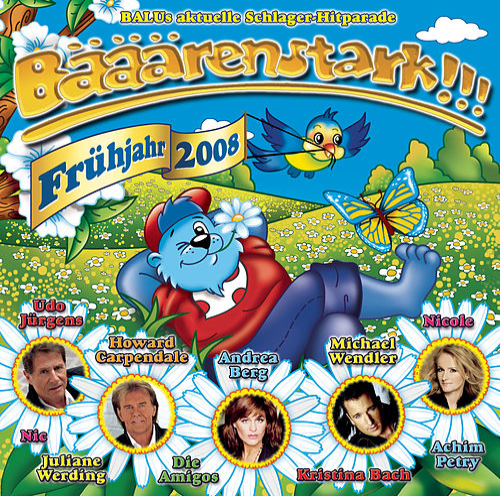 Bääärenstark!!! Frühjahr 2008 von Various Artists