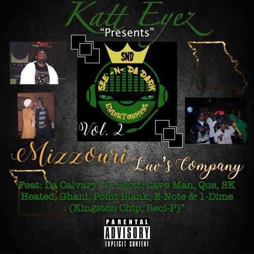 SND Vol.2 Mizzouri Luv's Company by Katt Eyez