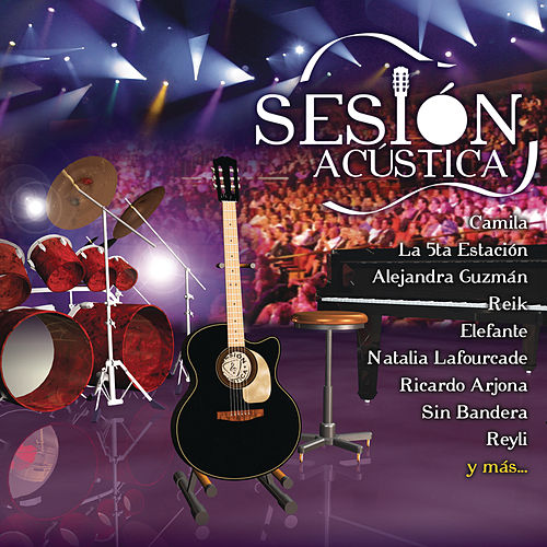 Sesión Acústica de Various Artists