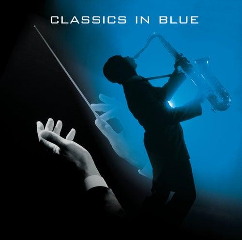 Classics in blue de Various Artists