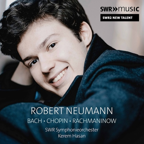 C.P.E. Bach, Chopin & Rachmaninoff: Works (Live) von Robert Neumann