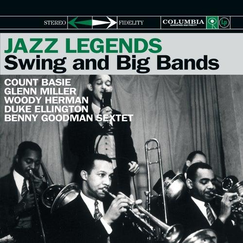 Jazz Legends: Swing & Big Bands von Various Artists