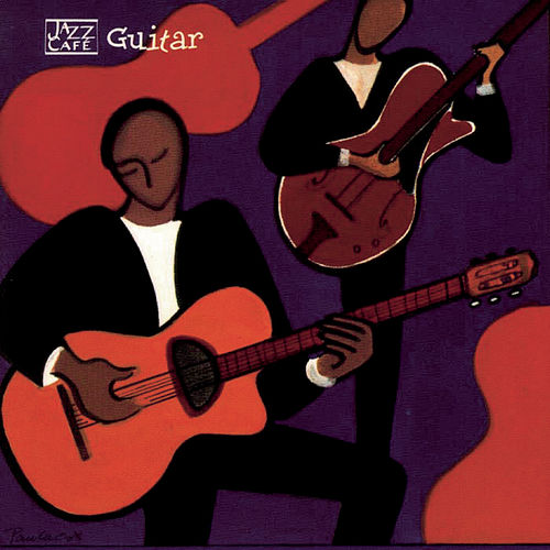 Jazz Café - Guitar von Various Artists