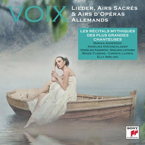 Lieder, arias et opéra allemand by Various Artists